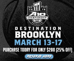 A-10 Tournament Tickets