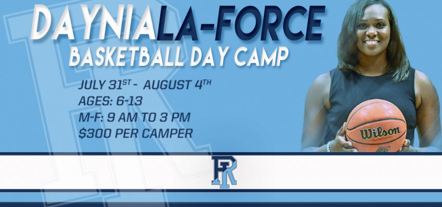 URI Women's Basketball Camps