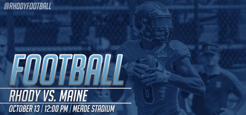 Rhode Island Football vs. Maine