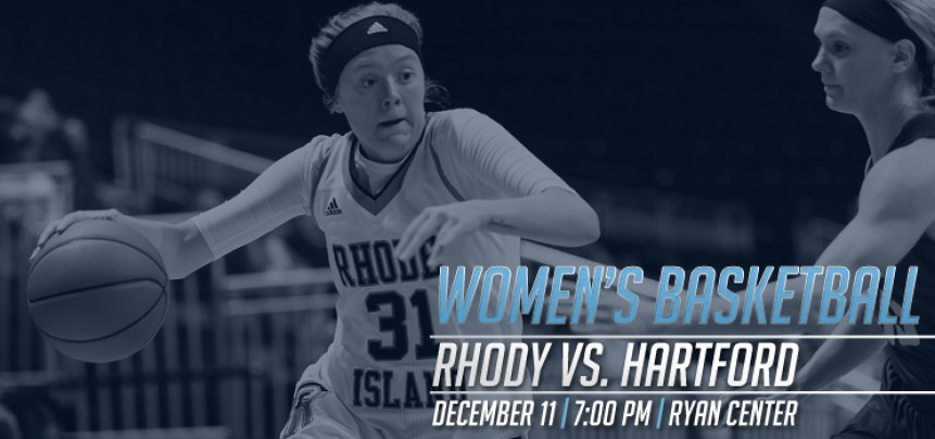 URI Women's Basketball vs University of Hartford
