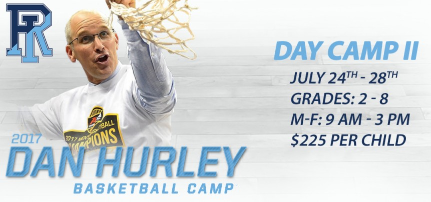URI Men's Basketball Camp