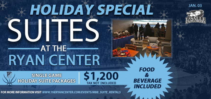 MBB Holiday Suite Package