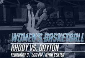 URI Women's Basketball vs Dayton