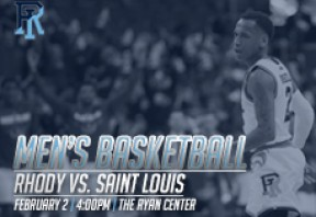 URI Men's Basketball vs Saint Louis