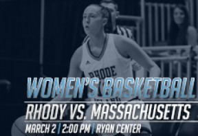 URI Women's Basketball vs Massachusetts