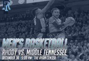 URI Men's Basketball vs Middle Tennessee