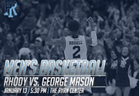 URI Men's Basketball vs George Mason