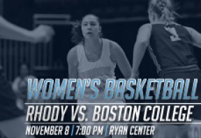 URI Women's Basketball vs Boston College