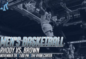 URI Men's Basketball vs Brown