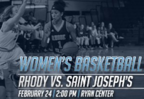 URI Women's Basketball vs Saint Joseph's