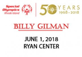 Special Olympics Rhode Island Opening Ceremony featuring Billy Gilman