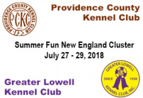Providence County Kennel Club All Breed Dog Show Day 3