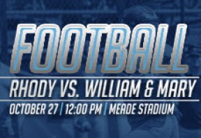 Rhode Island Football vs. William & Mary