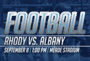 Rhode Island Football vs Albany