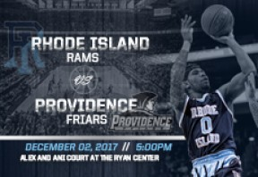 URI Men's Basketball vs Providence College