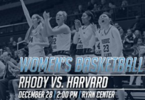 URI Women's Basketball vs Harvard
