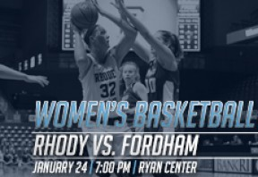 URI Women's Basketball vs Fordham