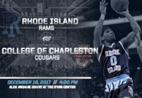 URI Men's Basketball vs College of Charleston