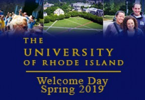 URI Welcome Day