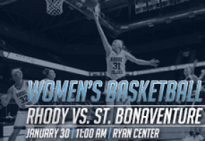 URI Women's Basketball vs St. Bonaventure