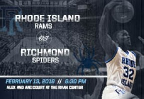 URI Men's Basketball vs Richmond