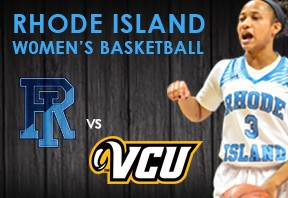 URI Women's Basketball vs VCU