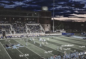 URI Football vs the University of Maine