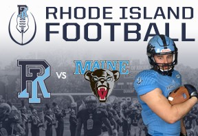 URI Football vs Maine