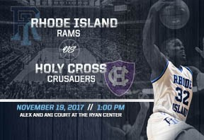 MBB vs Holy Cross