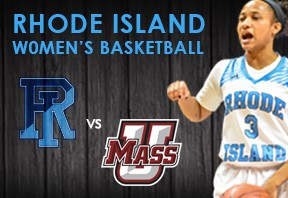 URI Women's Basketball vs UMass