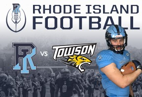 URI Football vs Towson