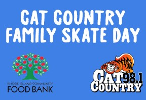 Cat Country Family Skate Day
