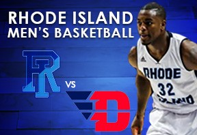 URI Men's Basketball vs Dayton