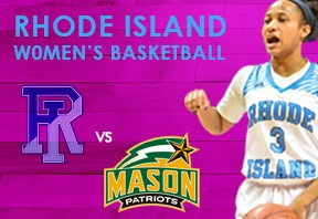 URI Women's Basketball vs George Mason