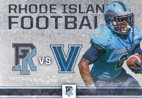 URI Football vs Villanova