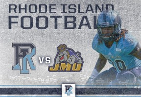 URI Football vs James Madison