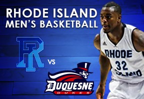 URI Men's Basketball vs Duquesne