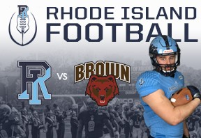 URI Football vs Brown