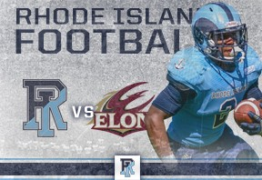 URI Football vs Elon