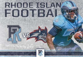 URI Football vs Stony Brook