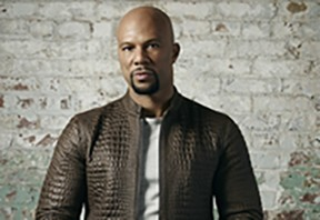 Keynote Presentation by Common at Edwards